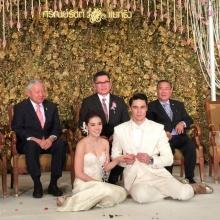 งานแต่งแมทธิว ลีเดีย หอมหวานสุดๆ