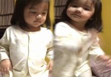 โอ้ยไม่รักไม่ไหวแล้ว!น้องมะลิ เต้นเพลินจนกางเกงหลุดน่ารักมาก!!
