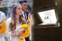 เฉลยแล้วแหวนเพชรเม็ดเป้งของ นาตาลี คือใครให้??