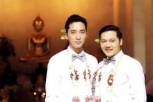 ดีเจเจ๊แหม่ม - บอย พัชรวัสส์ ควงคู่ทำบุญก่อนแต่งงาน