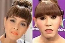ฮาสนั่น! ทรงผม ลูกเกด the face thailand2 vs มัม ลาโคนิค ใคร strong กว่ากัน?