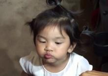 ดูดู๊ดูดูเธอทำ!! น้องมะลิ นางทำปากแบบนี้น่ารักมากมีความมุ้งมิ้ง(ชมคลิป)