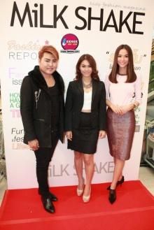 หนูสิ-ครูเอมมี่ นำทีมประกวดเด็ก Teeny Talent Thailand 2015 .