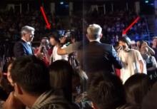 """กรี๊ดสนั่นฮอล์!! """"David Foster"""" ร้องว๊าวเมื่อยื่นไมค์ให้สาวไทยคนนี้!!"""