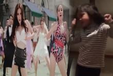 น้องมะลิ เต้นเพลง อย่ามโนแบบนี้เต้นแรงมาก