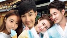 """ภูมิใจสุดๆ """"อ้วน รังสิต"""" สอนแฟนสาวชาวเกาหลีร้องเพลงชาติไทย"""