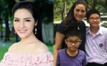งามสง่า!! 'อรอนงค์'อดีตนางสาวไทยสวยไม่สร่าง กับบทบาทคุณแม่ลูกสองสุดอบอุ่น! (คลิป)