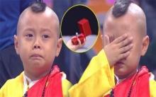 เอ็นดูแรง! หนูน้อยคนนี้ ร้องไห้กลางรายการเพราะไม่อยากได้รางวัล แหวนเพชร ถึงกับขอความช่วยเหลือ (คลิป)