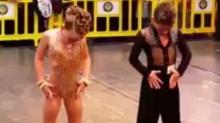 นางมีวิญญาณนักเต้น ชัดมาก ไม่ดูพลาดอย่างแรง!!