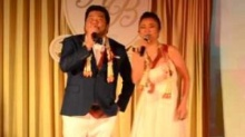 เมื่อ เบน ชลาทิศ กับ เจนนิเฟอร์ คิ้ม ร้องเพลงคู่สไตล์นี้ในงานแต่ง