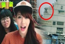 ช็อค!! ชาวเน็ตเจอ คนกระโดดตึกตาย ใน MV ระหว่างนักร้องกำลังร้องเพลง!!(คลิป)