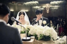 ซองมิน sj ควงแฟนสาวเข้าพิธีวิวาห์แบบเรียบง่าย