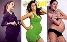 รวมแฟชั่น ดารา-นักร้อง-คนดัง ช่วงตั้งท้อง