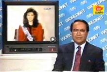 ย้อนชมเทปสุดคลาสสิค สัมภาษณ์ ปุ๋ย พรทิพย์ หลังคว้ามงกุฏมิสยูนิเวิร์ส เมื่อ30ปีแล้ว(คลิป)