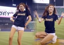 ถ้าเชียร์ลีดเดอร์สาวเกาหลีจะน่ารักขนาดนี้ พี่นี้สู้ขาดใจเลย!!