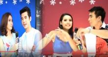 3 คู่จิ้น สุดฮ็อต!แห่งช่อง 3 อวรพรปีใหม่!