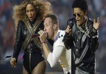แซ่บเวอร์!!บียอนเซ่-บรูโนฯ-Coldplay โชว์จัดเต็มงานซูเปอร์โบวล์!!