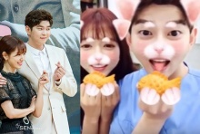 คลิปวีดีโอแบ๊วๆจากพัค ชิน ฮเย และ ยุน กยุน ซัง