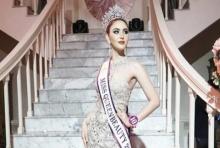 ใหม่ ดาวิกา มงลงฯ  คว้า Miss Queen Beauty 2017