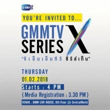 GMM TV SERIES X