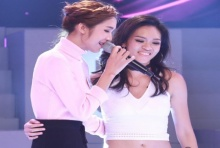 คำยินดี - หญิง feat . แพท วง Klear เพราะจนขนลุก!