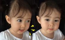 """จะเป็นยังไง? เมื่อพ่อ """"เจจินตัย"""" ฝึกให้ """"น้องพลอยเจ"""" พูดแล้ว!! บอกเลยน่ารักมาก (คลิป)"""