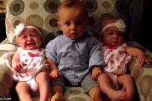 เมื่อพี่ชายเจอน้องสาวฝาแฝดเป็นครั้งแรก