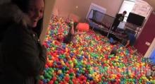 สามีแอบเปลี่ยนบ้านธรรมดาให้เป็นบ้านบอล หวังเซอร์ไพรส์ภรรยา!
