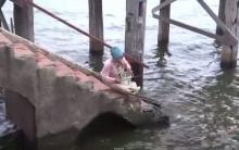 สุดยอดการตกปลาของชาวพม่า