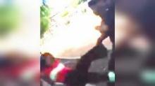 ชาวเน็ตรุมจวกเละ วัยรุ่นชาย ลงมือจิกหัวผู้หญิง อนาถวัยรุ่นไทย