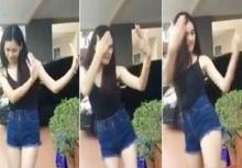 เตรียมซ้อมเลย!!สาวสวยสอนท่าเต้นแนวๆไว้เต้นเล่นสงกรานต์นี้!!