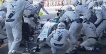สุดเจ๋ง !!! เปลี่ยนยาง F1 ไม่ถึง 2 วินาที