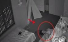 สามีติดกล้องวงจรปิด ในห้องนอนลูก แต่กลับเจอภรรยาทำสิ่งที่ไม่คาดฝัน? (คลิป)