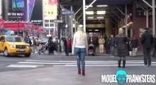 จะเกิดอะไรขึ้น ถ้าผู้หญิงคนนี้ไม่ใส่กางเกงเดินทั่วนิวยอร์ก!
