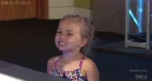 ลูกสาวร้อง Let It Go แย่งซีนแม่ระหว่างออดิชั่นรายการ อเมริกัน ไอดอล