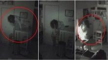แชร์ว่อนคลิปน่าขนลุก เจ้าของบ้านติดตั้งกล้องไว้ทั้งคืน พอเปิดดูถึงกับอึ้ง!?