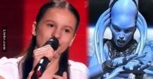เด็กหญิงชาวอาเมเนียนร้องเพลงได้ไพเราะจับจิต 1 นาทีผ่านไปสิ่งที่ซ่อนอยู่ในตัวหนูน้อยก็ระเบิดออกมา