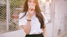 เด็ดจริงๆ!! สาวเวียดนาม ในชุด นักศึกษาไทย น่ารักหนุ่มๆใจละลายหมด
