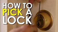 จำไว้ เวลาลืมกุญแจบ้าน จะได้ไม่ต้องเรียกช่าง