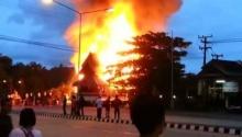 เหตุไฟไหม้!! – พิพิธภัณฑ์ #เเม่สะเรียง