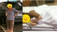 คลิปเหตุการณ์มนุษย์ป้า ถีบไม่ยั้งสาวท้อง4เดือน ขู่ไม่กลัว ผัวกูยศใหญ่!!