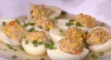 ไข่ต้มนึ่งหมูสับ สูตรโบราณ