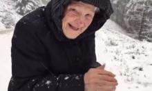 """""""คุณยาย"""" วัย 101 ปี กลับไปเป็น """"เด็ก"""" อีกครั้งเมื่อได้ทำแบบนี้"""