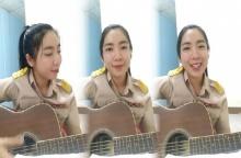 ครูนก' ครูสาวจาวเหนือ ปล่อยเพลง 'ครูน้อย' ให้กำลังใจครูไทยทุกคน (มีคลิป)