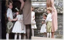 ที่สุดของคำว่าสง่างาม!! เจ้าชายจอร์จ และ เจ้าหญิงชาร์ล็อตต์ ไร้เดียงสาแถมน่ารักมาก!! (คลิป)