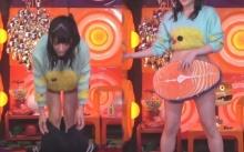 นักร้องสาวชื่อดังใจกล้า ถอดผ้าเล่นเกม! เอาลูกบอลปิดน้องสาว?? พลาดหนักจนเห็น!? ทำหนุ่มๆ ใจเต้นแรงถี่ๆ (คลิป)