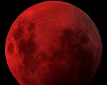 """""""พระจันทร์สีเลือด"""" ราศีไหนต้องระวังเป็นพิเศษ"""