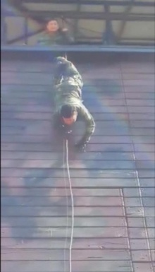 ทำไปได้!!ฝึกทหารแบบใหม่ ไม่เหมือนใครและไม่มีใครกล้าเหมือน