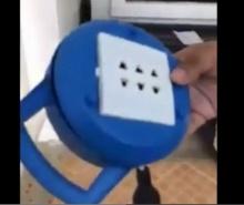 ปลั๊กไฟ ร้านทุกอย่าง20 เป็นแบบนี้...ยังกล้าใช้อยู่ไหม??