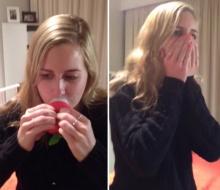เมื่อสาวลองทำปากอวบอิ่ม แต่ผลลัพธ์........